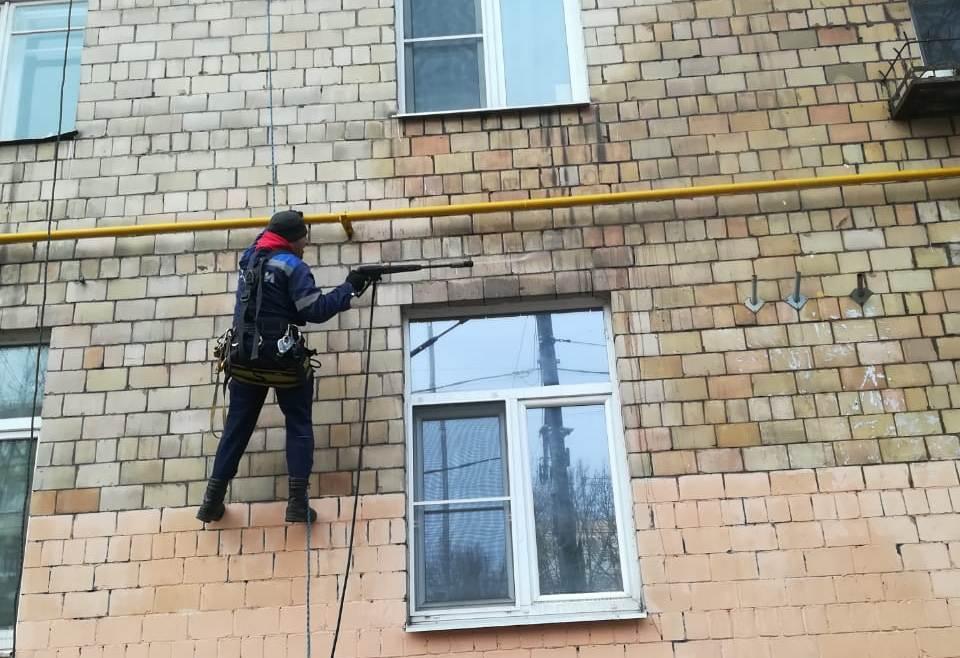 Фасады 284 домов промоют в Измайлове