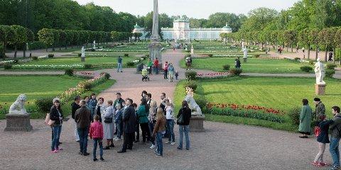Музею-усадьбе «Кусково» 100 лет