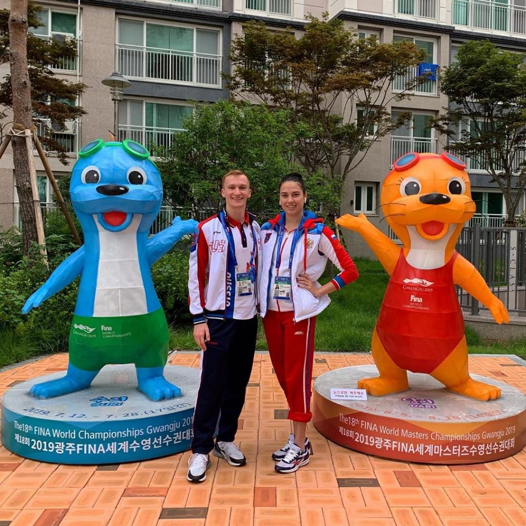 Синхронист из Измайлова взял золото чемпионата мира