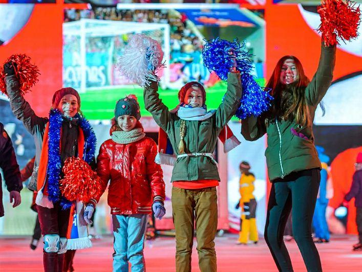 Концерты, салюты и спектакли: Измайловский парк подготовил насыщенную новогоднюю программу