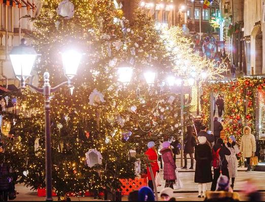 Фестиваль «Путешествие в Рождество» в ВАО продлили до конца января