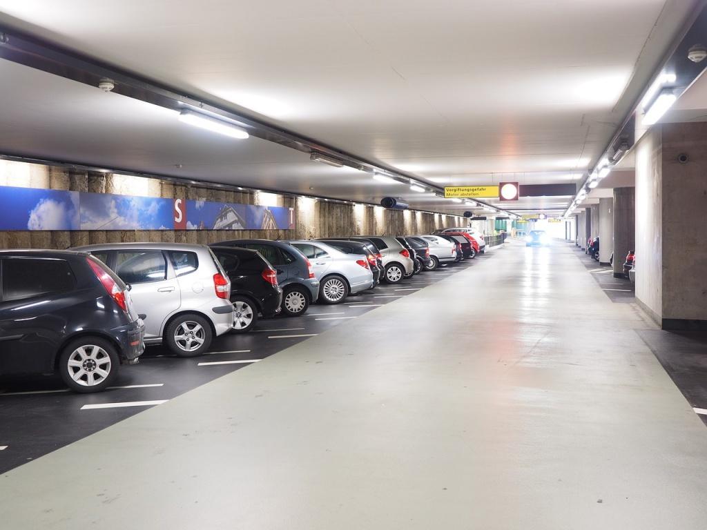 Бесплатная парковка будет действовать в ВАО 8 и 9 марта