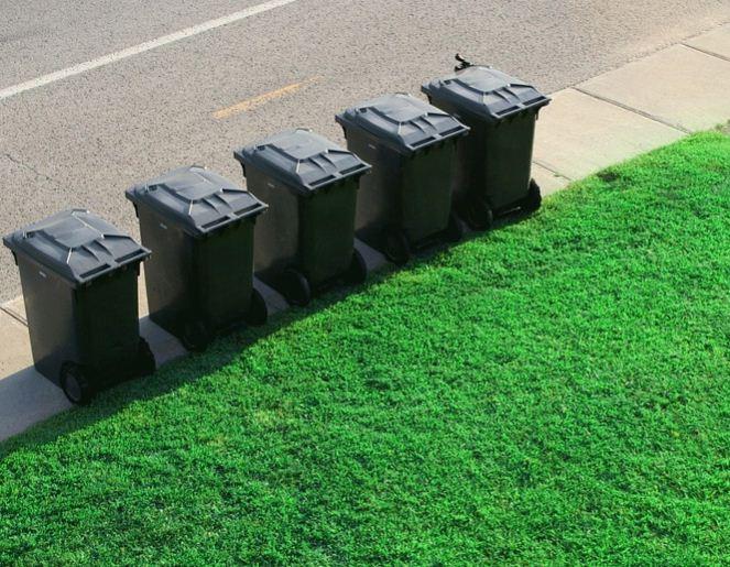 В Измайлове обновили мусорные баки