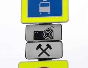 В Измайлове установили камеру, фиксирующую непристёгнутый ремень