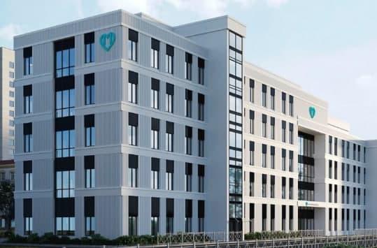 Началось строительство взрослой поликлиники на Измайловском проспекте