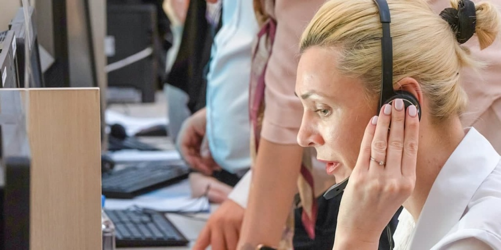Единый диспетчерский центр Москвы за годы работы принял более 26 млн обращений